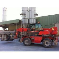 Elevación de carga Manipuladora 17-21 m Giratoria