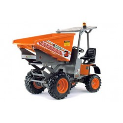 Motovolquete (Dumper) MZ 1500 HD Descarga frontal