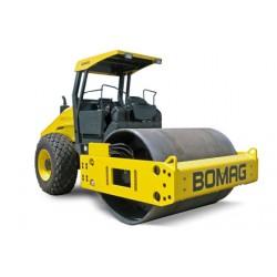 Compactación Rodillo 12470kg BOMAG BW211D4