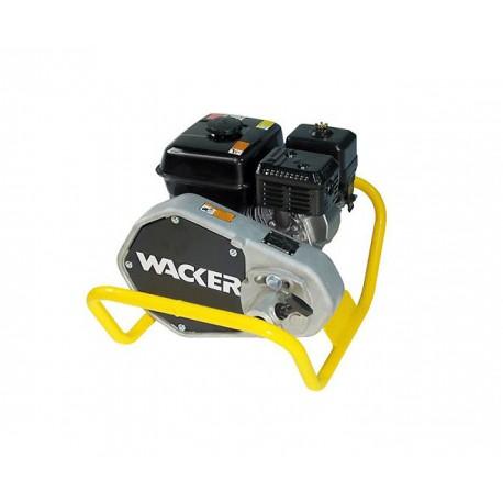 Tratamiento hormigón Vibrador gasolina Wacker A3000 (No incluye aguja)