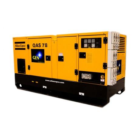 Generador insonorizado ATLAS COPCO