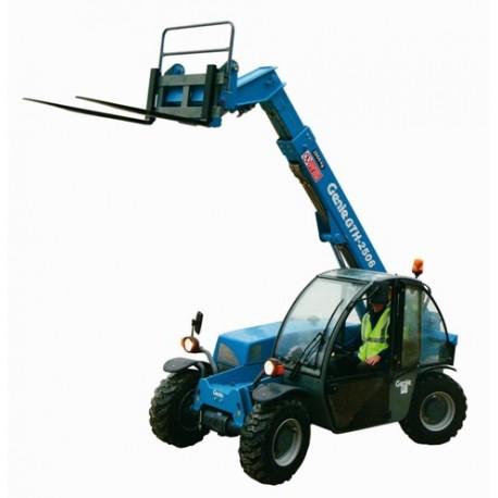 Elevación de carga Manipuladora MZ 2306